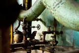 Pipe Junction Photographic Print by Dana Styber