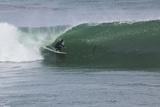 Surfing VI Fotografisk trykk av Lee Peterson