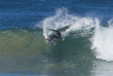 Surfing V Fotografisk trykk av Lee Peterson