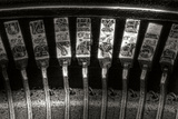 Typewriter Keys I Impressão fotográfica por C. McNemar