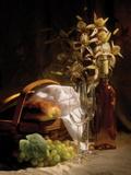 Wine and Romance I Fotografie-Druck von C. McNemar