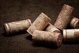 Wine Corks Still Life III Impressão fotográfica por C. McNemar