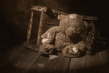 A Child Once Loved Me Impressão fotográfica por C. McNemar