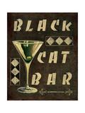Cocktail Hour III Premium Giclée-tryk af Catherine Jones