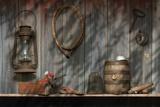 Out in the Barn II Impressão fotográfica por C. McNemar