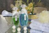 Bath Accessories IV Impressão fotográfica por C. McNemar