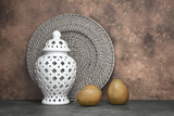 Ginger Jar and Pears I Lámina fotográfica por C. McNemar