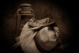 Still Life with Wheat II Impressão fotográfica por C. McNemar