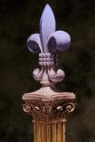 Fleur de Lis III Impressão fotográfica por C. McNemar