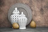 Ginger Jar and Pears II Impressão fotográfica por C. McNemar