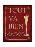 Cocktail Hour I Premium Giclée-tryk af Catherine Jones
