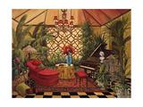 Conservatory I Premium Giclee Print by Jillian Jeffrey