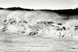 Carmel Waves II BW Valokuvavedos tekijänä Lee Peterson