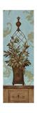 Blue Olive Topiary I Prints by Pamela Gladding
