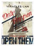 Miracles Reproduction procédé giclée par Rodney White