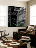 London Posters by  Top Creation