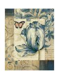 Blue Moods Tulip Affiches par Pamela Gladding