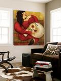 Viva La Pasta Poster di Aline Gauthier