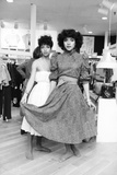 Debbie Allen, Phylicia Rashad Photographic Print by Moneta Sleet Jr.