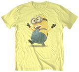 Meu Malvado Favorito 2 - Minion caminhando T Shirts