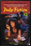 Pulp Fiction Inramat kanvastryck