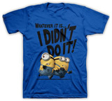 Jeugd: Verschrikkelijke Ikke 2 - Do It T-Shirt
