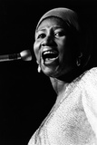 Aretha Franklin Photographic Print by Ted Williams