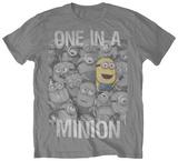 Meu Malvado Favorito 2 - Um em um Minion Camiseta