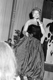 Aretha Franklin Fotografisk tryk af Isaac Sutton