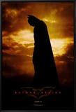 Batman Begins Reproduction sur toile encadrée