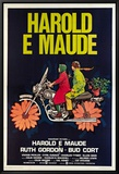 Harold and Maude Framed Canvas Print