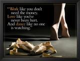 Work Love Dance Art