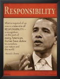 Responsabilidade Pôsters