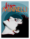 Liza Minnelli at the Hollywood Bowl 2012 Affiches par Kii Arens