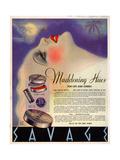 1930s USA Savage Magazine Advertisement Giclee Print