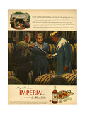 1940s USA Imperial Magazine Advertisement ジクレープリント