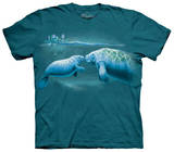 Year Of Manatee Tshirts