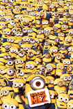 Despicable Me 2 Many Minions Posters