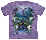 Dragonfly Dreamcatcher T-shirts