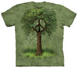 Roots of Peace Camisetas