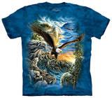 Find 11 Eagles Skjorta