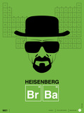 Heisenberg Poster Posters by  NaxArt