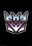 Transformers Decepticon Logo Prints
