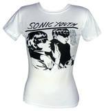 Women's: Sonic Youth - White Goo T-paidat