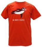 The White Stripes - Red Penguin Maglietta
