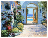 Hotel California Láminas por Howard Behrens