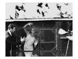 Vogue - July 1962 Premium fotoprint van Bert Stern