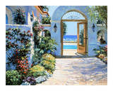Hotel California Affiches par Howard Behrens