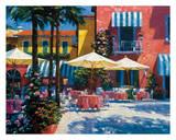 Inn at Lake Garda Prints by Howard Behrens
