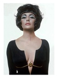 Vogue - January 1962 Premium fotoprint van Bert Stern